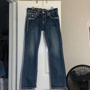 Rock revival jeans perfect condition